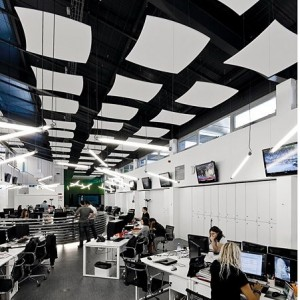 Подвесной потолок Optima Canopy