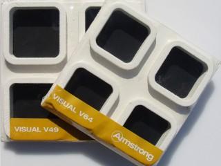 Фотография подвесного потолка Armstrong Visual V49 -V64