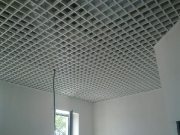 Офис ул.Инженерная 16. Потолок - Cellio, система - PRELUDE 15