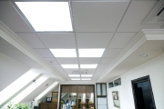 Кристина площадь Толстого 12. Потолок - PLAIN Microlook, система - PRELUDE 15