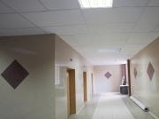 ТЦ Вегас ул. Менжинского 2. Потолок - RETAIL 1200x600, система - JAVELIN